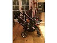 iCandy Peach 2 Travel system (double)