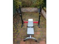 Body max weight bench