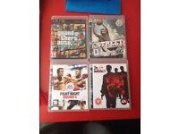 Brilliant Playstation 3 games for sale (O.N.O)