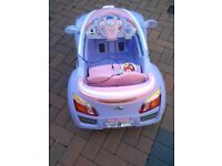 Girls electric car for sale