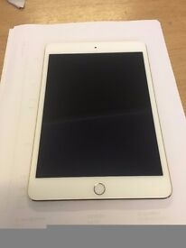 Apple iPad mini 4 16gb wifi gold