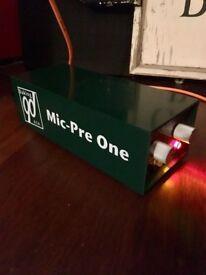 Daking Mic Pre One Preamp