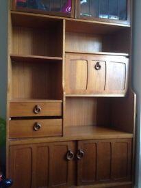 large wooden unit for sale
