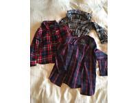 3 x boys shirts. Age 4-5