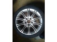BMW 5 series Alloy Wheel