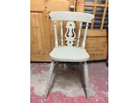 Farmhouse Chair Up cycle project