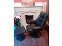 Recliner and Swivel Chair