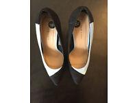 New Look Heels - Size 5 - Never worn, Brand new - Blue & Black