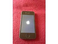 Apple IPhone 4 16 GB Black - Faulty Screen
