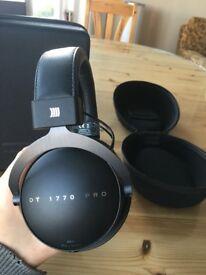 Beyerdynamic DT 1770 PRO over-ear headphones (250 Ω)