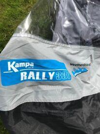 Kampa rally 330 caravan awning
