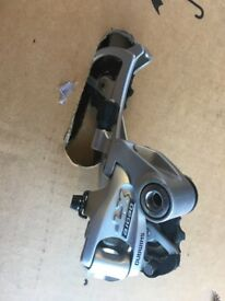 Shimano Deore XT 9 speed rear mech. Good Condition