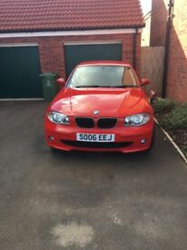 BMW 1 series diesel low mileage