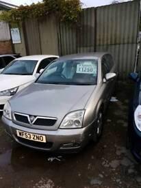 Vauxhall Signum Automatic