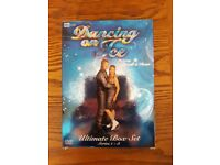 Dancing On Ice DVDs - Series 1-3 / Ultimate Box Set