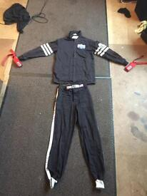 Stroud 2 piece race suit