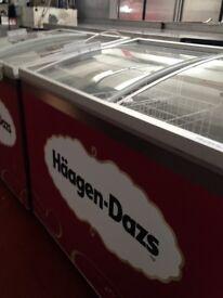 Ice Cream Freezer Used