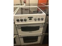 50CM WHITE LEISURE ELECTRIC COOKER