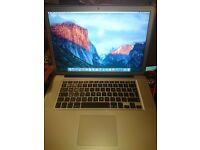 Apple Macbook Pro 8, 2.2ghz, i7