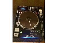 X2 Denon DN-S5000 CD MP3 DJ Decks