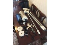 Sky watcher pro series telescope x 2 with Stand and Accessories