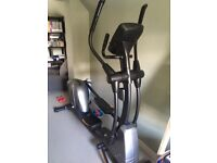 NordicTrack E10 foldable elliptical cross trainer