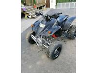 2005 Motoroma 250 road legal quad