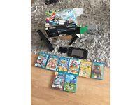Nintendo Wii U 32 Gb & 8 Games
