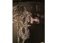 Original new Fifty shades darker Anastasia mask replica