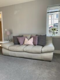 Grey Sofas x 2 for Sale £290 for both