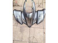 Suzuki ltz 400 front fairing