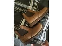 Trojan Mens Boots