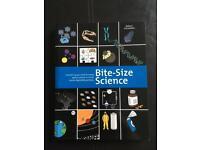 Bite-Size Science Book