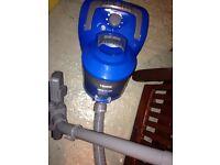 1600 Watt, Hepa filter, Cylinder vacuum cleaner. Full working order