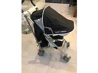 Maclaren Globetrotter Umbrella Stroller - Black