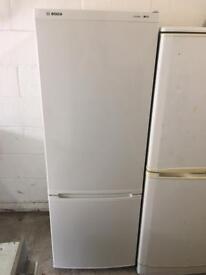 White Bosch Fridge Freezer Fully Working Order Just £75 Sittingbourne
