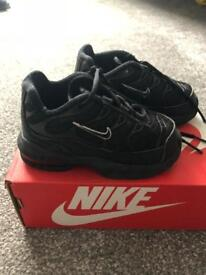 Little air max plus Nike uk infant 5.5