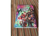 Brand New in cellophane. Suicide squad DVD