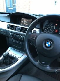 *** BMW 318d M Sport Plus Edition - 12 Months MOT - Full Colour Business Nav -Leather Upholstery