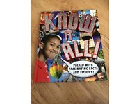 Know it all book