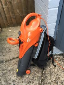Flymo leaf blower in good working order contact me with any questions on 07582385089