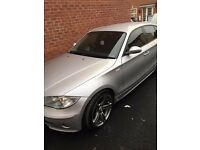 BMW 1 series sliver £2500 ONO