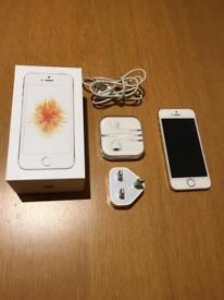 iPhone SE 16gb Rose Gold Unlocked