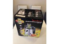 Moulinex Juice Machine Pro 3L: Boxed and Unused