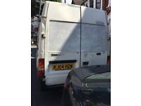 Ford transit 04 quick sale