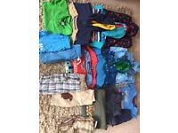 20 item boys bundle 2-3 years