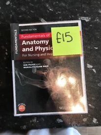 Various Nursing Books for Sale.