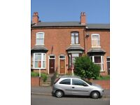 3 BEDROOM HOUSE TO LET, NEWLY DECORATED, PERRY BARR, WELLINGTON ROAD