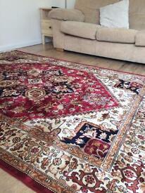 Like new oriental rug
