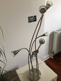 Led table/floor lamp -used like new